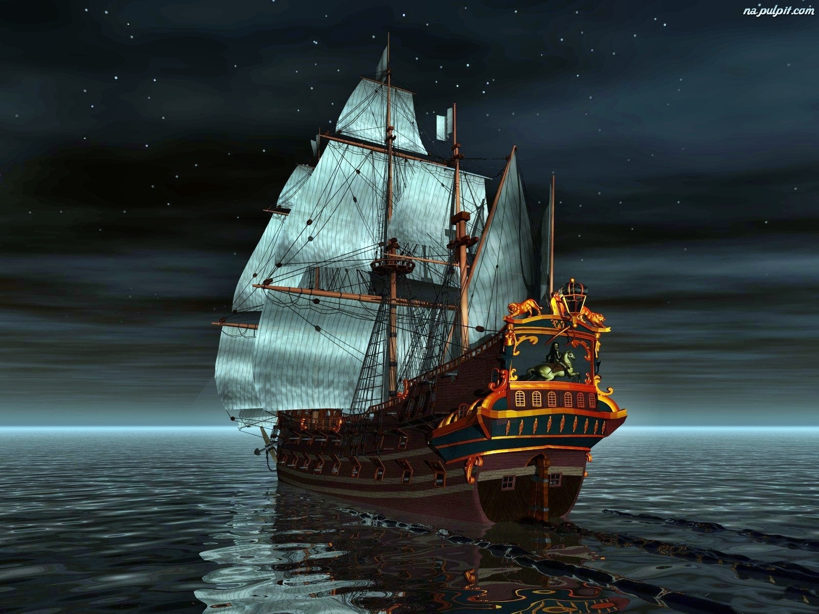 pirate wallpaper 1600x900 - photo #48